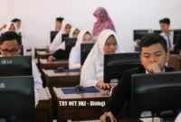 Try Out UNBK DKI Jakarta Biologi