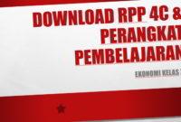 RPP 4C Ekonomi XI