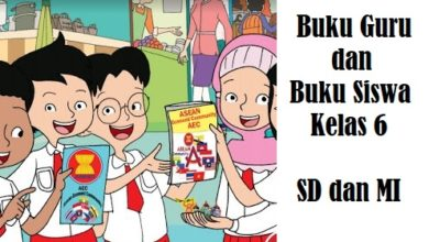 Photo of Download Buku Guru dan Buku Siswa Kelas 6 SD / MI K13 Revisi 2018