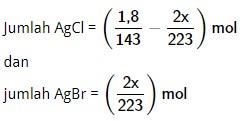 Soal Stoikiometri Kelas X 1