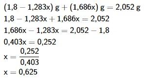 Soal Stoikiometri Kelas X 3