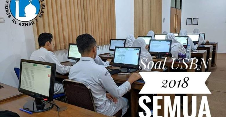 Soal USBN 2018
