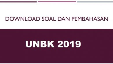 Photo of Download Soal UN (UNBK/UNKP) Bahasa Indonesia SMA Tahun 2019 PDF