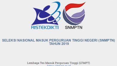 Photo of Hasil Pengumuman SNMPTN 2020 PDF dan Mirror Link