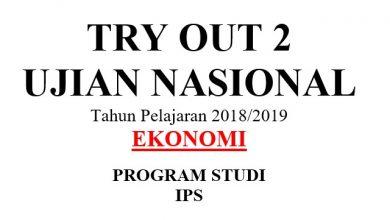Photo of Latihan Soal UN (UNBK) Ekonomi DKI Jakarta 2019 PDF DOC