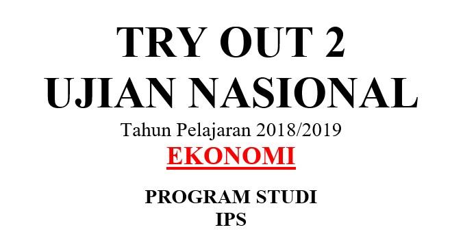 Latihan Soal Un Unbk Ekonomi Dki Jakarta 2019 Bukan Bocoran
