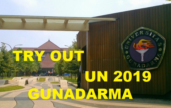 Try Out Gunadarma 2019