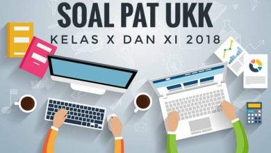 Photo of Download Soal PAT UKK Kimia Kelas XI (11) SMA/MA 2018 PDF DOC