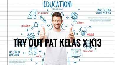 Try Out Online PAT kelas X