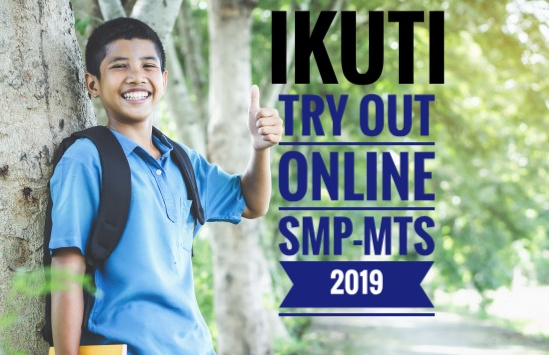Try Out Online UN SMP MTs 2019