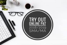 Try Out PAT Kelas X XI 2018 2019