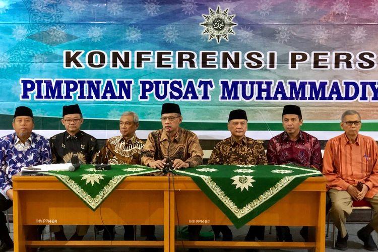 Muhammadiyah Menetapkan Idul Fitri 5 Juni 2019