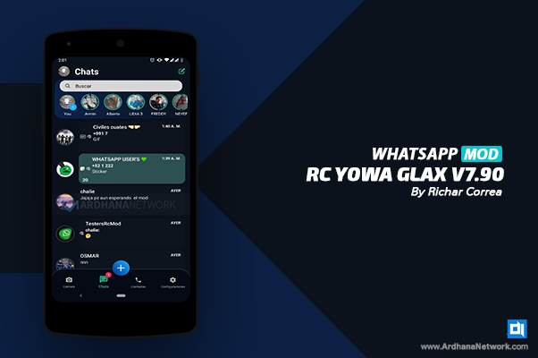 Download RC Yowa Glax