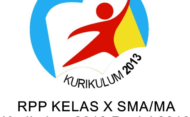 Download Rpp Kelas X Sma Ma Kurikulum 13 Revisi 2018 Doc