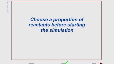 Photo of Download Animasi Simulator Faktor-faktor yang Mempengaruhi Laju Reaksi | Media Pembelajaran Kimia