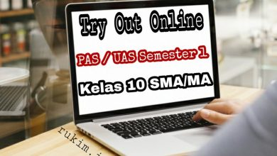Photo of Latihan Soal Online PAS Ekonomi Kelas X Tahun 2019 K13 Try Out UAS Semester 1