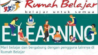 Panduan Portal Rumah Belajar