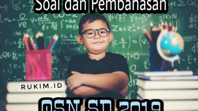 Photo of Download Soal OSN Matematika SD 2019 PDF DOC