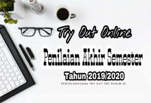 Try Out Online UAS PAS 2019