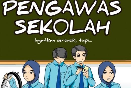 e-supervisi pengawas sekolah
