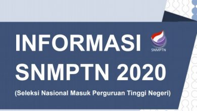 Photo of Download Informasi Jadwal SNMPTN 2020 PDF