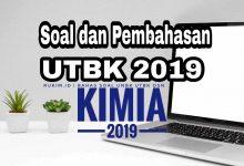 Pembahasan Soal UTBK KIMIA 2019