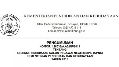 Photo of Try Out Online CPNS 2019 dan Tips Lolos CPNS 2019