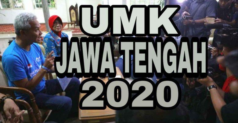 UMK jateng 2020