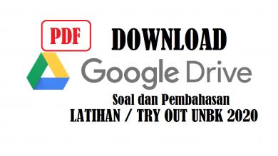 Photo of Download Latihan Soal UN Matematika Bahasa 2020 PDF + Pembahasan