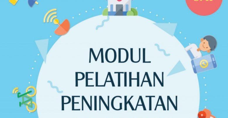 Download Modul Pelatihan Peningkatan Kompetensi Berbasis Kecakapan Abad 21 PPKn SMP