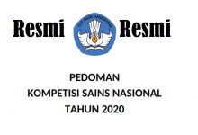 Download Pedoman KSN 2020 PDF