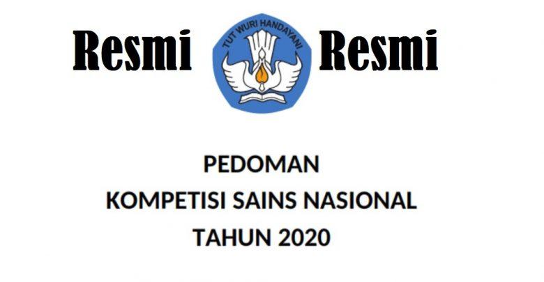 Download Pedoman KSN 2020 PDF