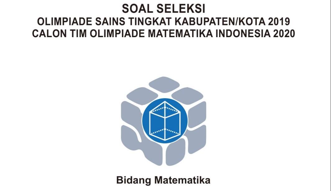 Download Soal Dan Pembahasan Ksn Matematika Sma 2020 Pdf