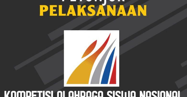 Juklak Juknis KOSN SD 2020 PDF