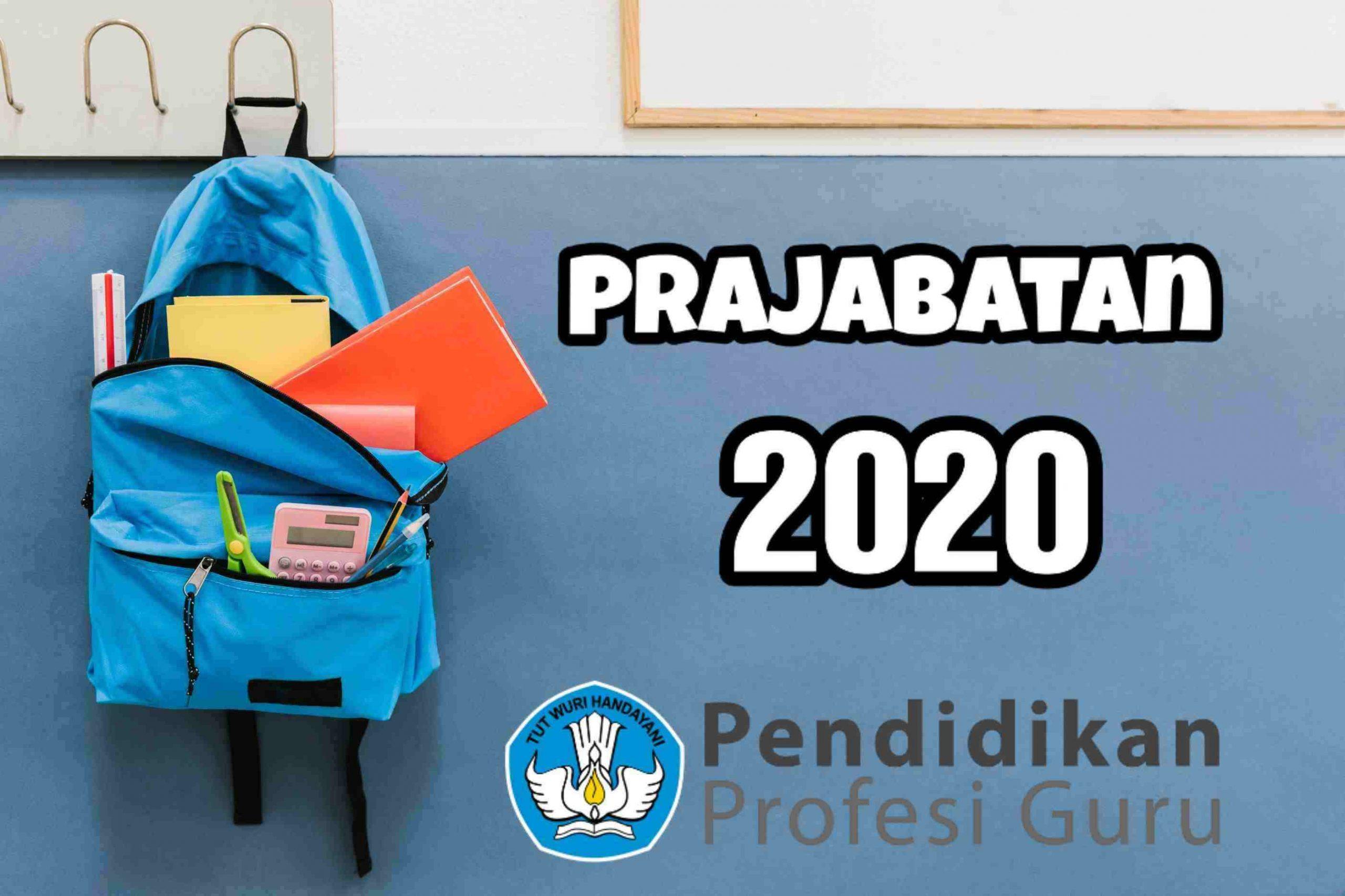 PPG Prajabatan 2020