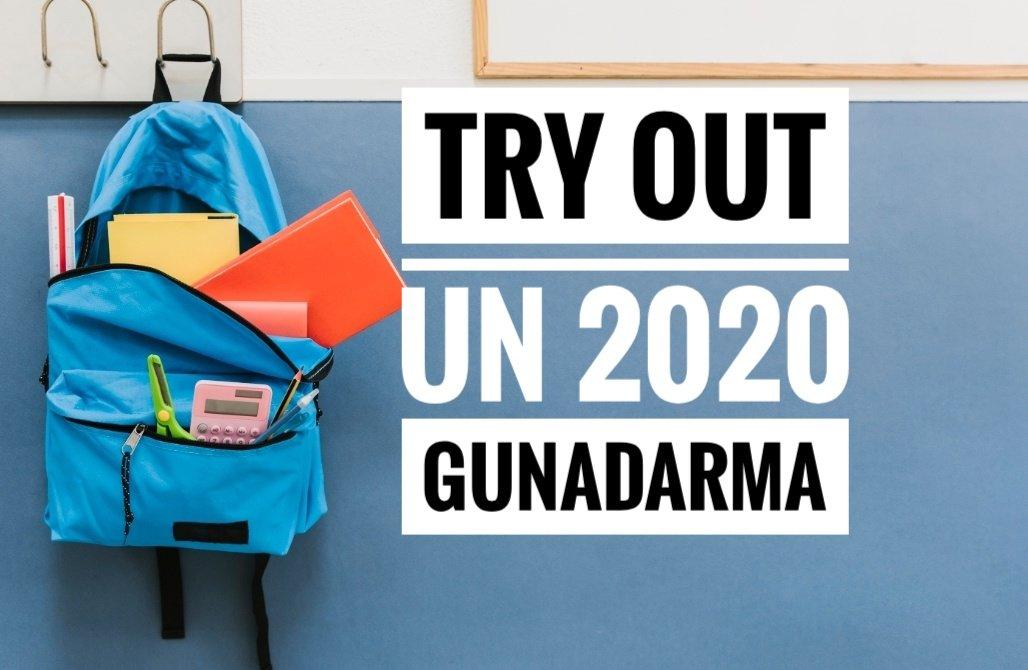 Soal TO Gunadarma 2020