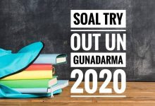 Try Out UN Gunadarma 2020
