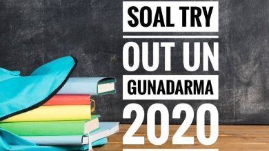 Photo of Download Soal TO (Try Out) UNBK Gunadarma 2020 PDF