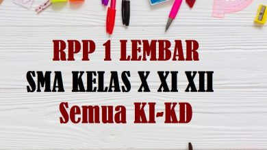 Photo of Download RPP Ekonomi 1 Lembar Kelas 11 SMA Semester 2