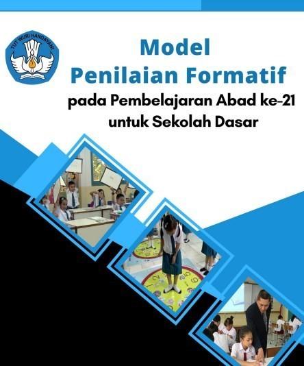 Buku Model Penilaian Formatif Pembelajaran Abad 21 SD PDF