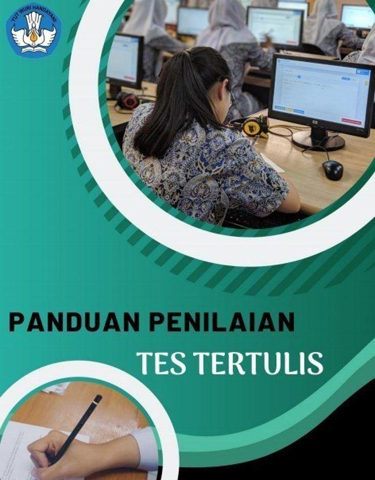 Buku Panduan Penilaian Tertulis Siswa Tahun 2020 PDF