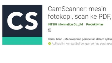 Photo of Cara Scan Dokumen Surat ke PDF dengan HP Android Tanpa Watermark