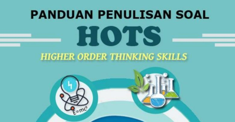 Download Buku Panduan Soal HOTS 2020