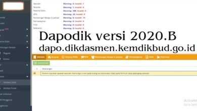 Photo of Download Patch Aplikasi Dapodik versi 2020.B dapo.dikdasmen.kemdikbud.go.id