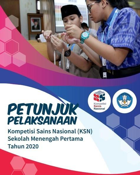 Download Petunjuk Pelaksanaan KSN SMP 2020 Juklak Juknis
