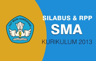 Download Silabus SMA K13 Edisi Revisi 2020