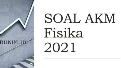 Download Soal AKM Fisika 2021