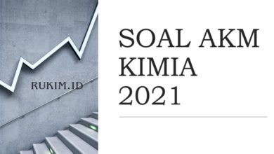 Photo of Download Soal AKM Kimia 2021 PDF DOC