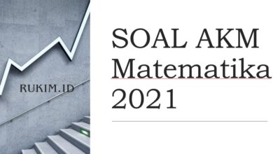 Photo of Download Soal AKM Matematika 2021 PDF DOC