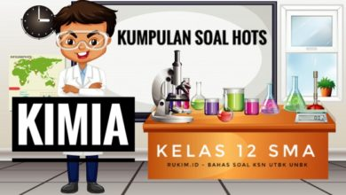 Photo of Download Kumpulan Soal HOTS Kimia Kelas XII Essay PDF DOC